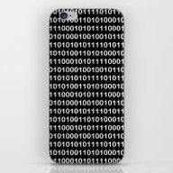 The Binary Code DOS Vers… iPhone & iPod Skin