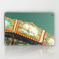In my Heart I Can Fly, Close Up Carousel  Laptop & iPad Skin