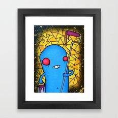 Rebel IV Framed Art Print