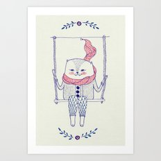☀ always look on the bright side of life ☀ Art Print