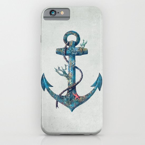 Lost at Sea iPhone & iPod Case