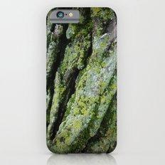 moss, bark iPhone 6 Slim Case