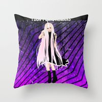 I Don't Date I'm A Unico… Throw Pillow