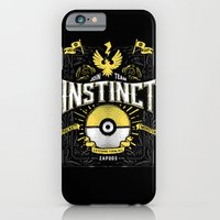 An Instinctual Decision iPhone 6 Slim Case