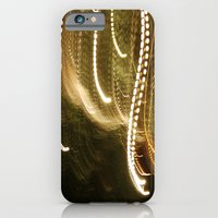 iPhone & iPod Case featuring Moving Lights by Arts and Herbs