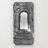 iPhone & iPod Case featuring Medieval Window by Rick Cohen