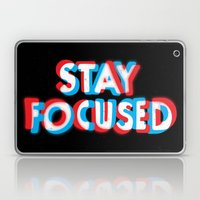 Stay Focused Laptop & iPad Skin