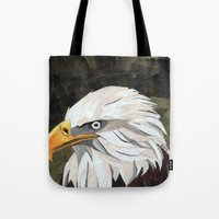 Eagle! Tote Bag