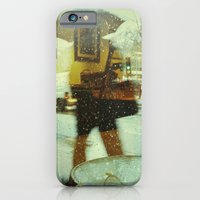 iPhone & iPod Case featuring Reflection by Azlif
