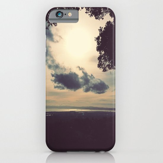 Overcast Bay  iPhone & iPod Case