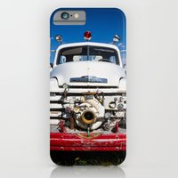 Old Fire Engine iPhone 6 Slim Case