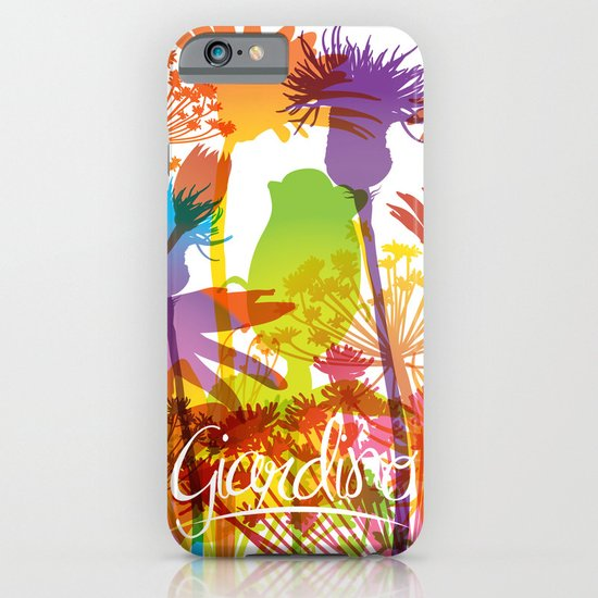 Giardino iPhone & iPod Case