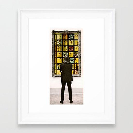 Frame 4 Framed Art Print