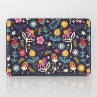Ditsy Flowers iPad Case