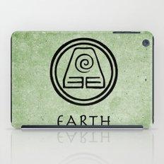Avatar Last Airbender Elements - Earth iPad Case