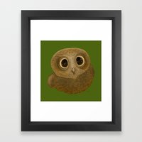 Hootie Hank - Drawing Framed Art Print
