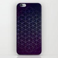 LNE#4 iPhone & iPod Skin