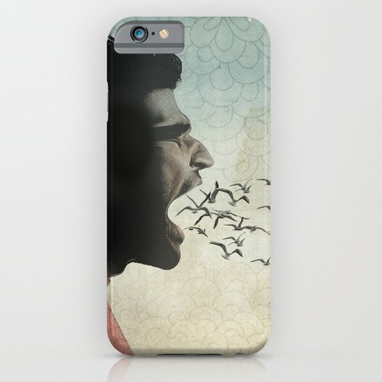 the sound of birds iPhone & iPod Case