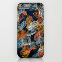 iPhone Cases featuring Friday Night by Marcelo Romero
