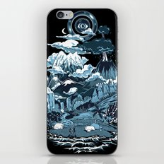 Terra Mikronic iPhone & iPod Skin