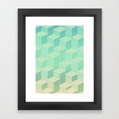 UpsideDown IV  Framed Art Print
