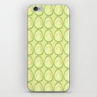 Avocado iPhone & iPod Skin