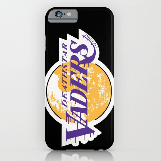 L.A. Vaders iPhone & iPod Case
