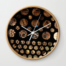Circles Wall Clock