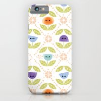 Mod Flowers iPhone 6 Slim Case