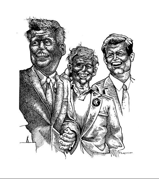 Dead Kennedys Art Print