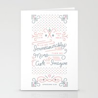 19/52: Ephesians 3:23 Stationery Cards