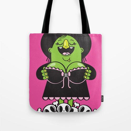 Boobies Trap Tote Bag