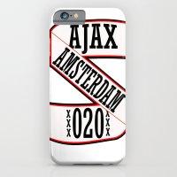 AJAX AMSTERDAM 020 iPhone 6 Slim Case