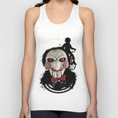 Billy The Puppet: Monster Madness Series Unisex Tank Top