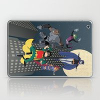 Teen Titans Laptop & iPad Skin