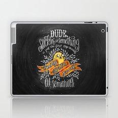 Wisdom of Jake Laptop & iPad Skin