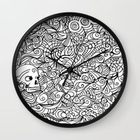 MEMENTO MORIARTY Wall Clock
