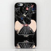 Kuura Intolerance iPhone & iPod Skin