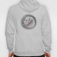 Golden Retriever Dog Dra… Hoody