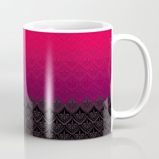 ELENA PATTERN - FLAMENCO VERSION Mug