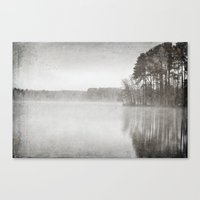 The Middle Of December Canvas Print