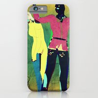 iPhone & iPod Case featuring Banishment From Eden by Alec Goss