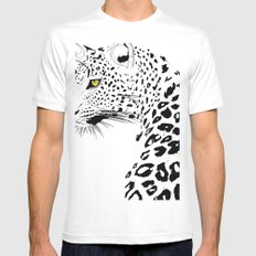 Ursula Mens Fitted Tee White SMALL