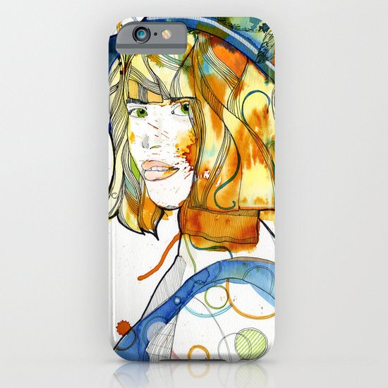 Portraits, Ann. iPhone & iPod Case