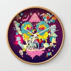 celebración Wall Clock