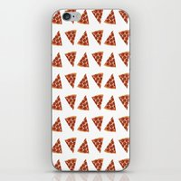 Pizza All Day  iPhone & iPod Skin