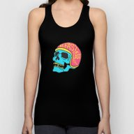 Fast Or Last Color Unisex Tank Top