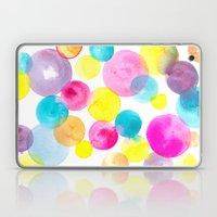 Confetti Paint Laptop & iPad Skin