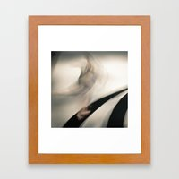 Dancer #4 Framed Art Print