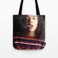 Breath. Tote Bag